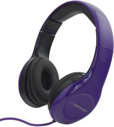 ESPERANZA Audio Stereo Headphones with volume control EH138V | 3m austiņas