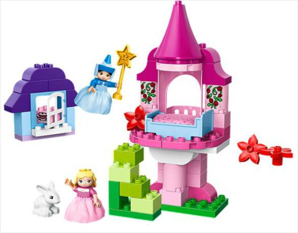 LEGO Sleeping Beauty's Fairy Tale V29 10542 LEGO konstruktors