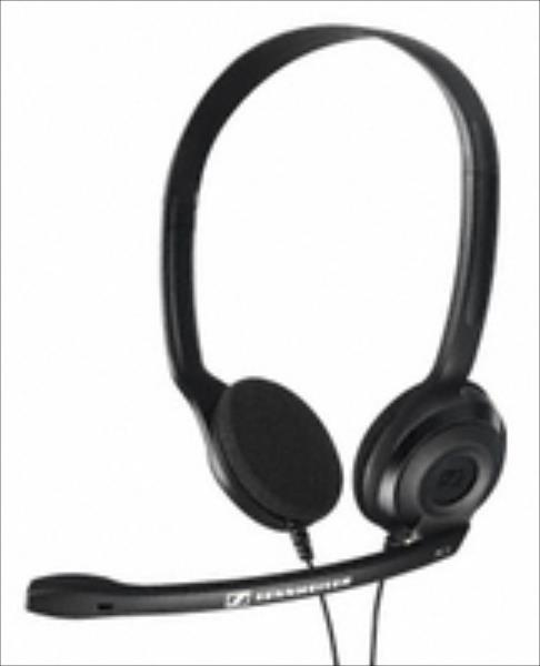 SENNHEISER PC 3 CHAT headset with microphone austiņas