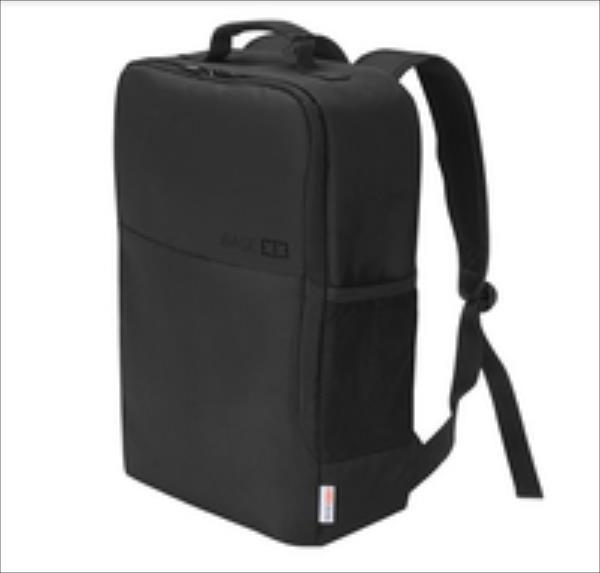 BASE XX B 15.6 Cushioned notebook backpack black portatīvo datoru soma, apvalks