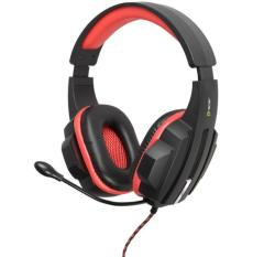 Headset TRACER EXPERT RED austiņas