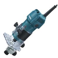 Makita 3709 1/4  Fixed Base Laminate Trimmer Elektroinstruments