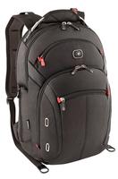 Wenger Macbook Rucksack Gigabyte black portatīvo datoru soma, apvalks