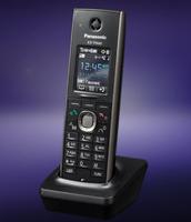 Panasonic KX-TPA60 Anrufer-Identifikation black (KX-TPA60CEB) telefons