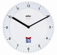 Braun BNC 006 (66013) Sienas pulkstenis