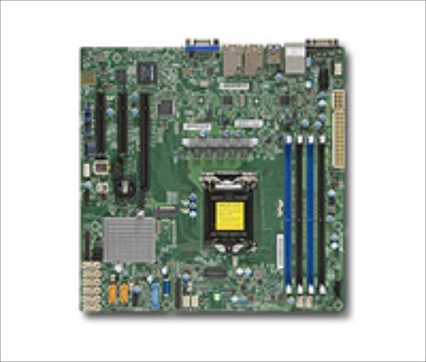 SuperMicro X11SSH-F-O (MBD-X11SSH-F-O) pamatplate, mātesplate