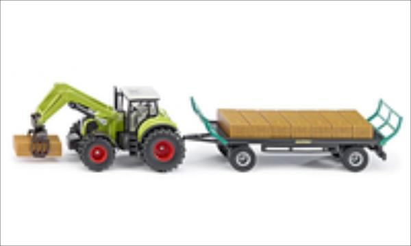 Siku Farmer Tractor with a grip bērnu rotaļlieta