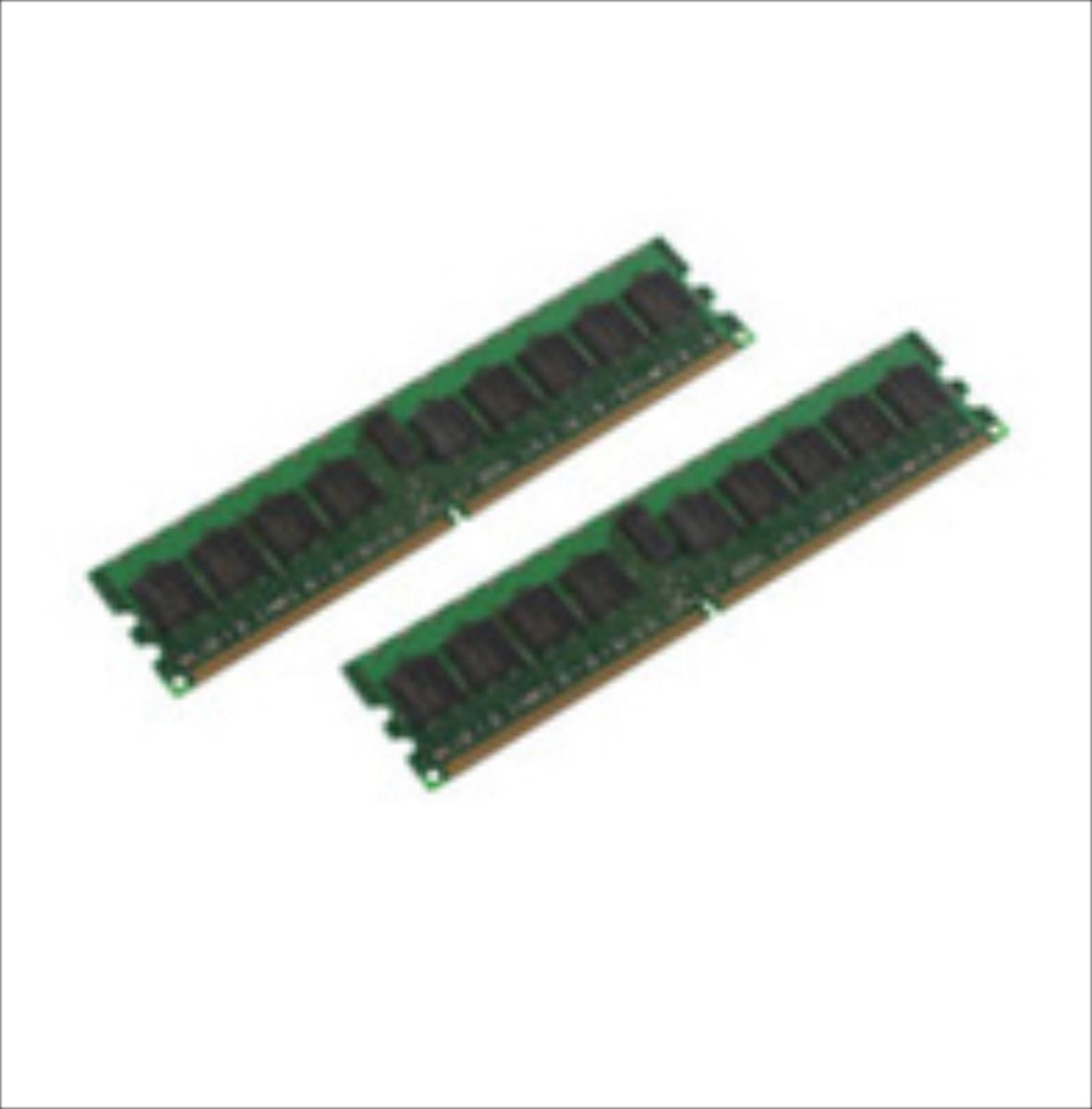 MicroMemory 8GB KIT DDR2 667MHZ ECC/REG KIT OF 2x 4GB DIMM MMI0348/8GB, KTM2759K2/8G, 41Y2767 (2PCS), 41Y2768, FRU 40T7980 MMI0348/8GB
