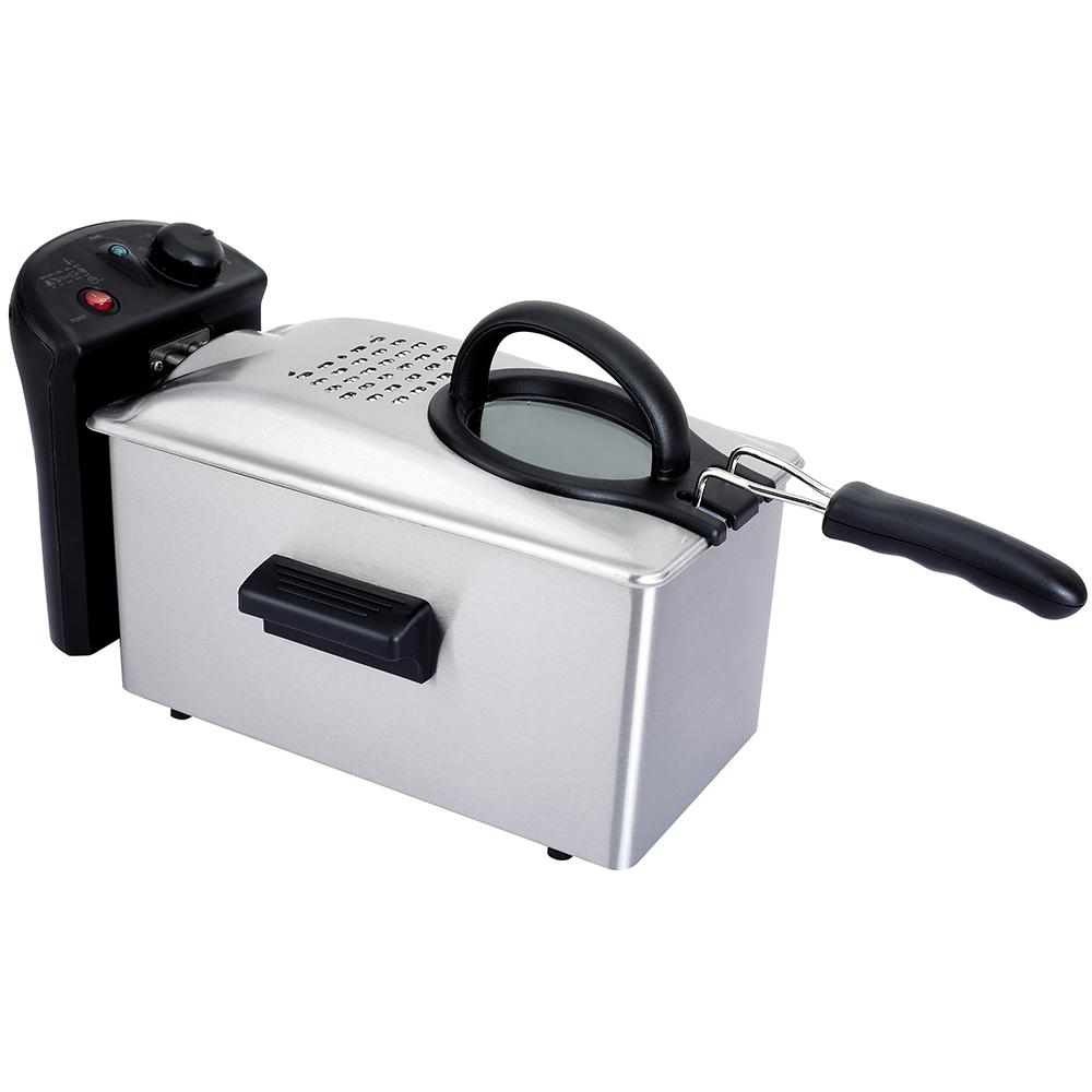 Grafner EF 10483 Frī taukvāres katls ritēšanas iekārtas (Taukvāres katls)