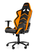 AKRACING Player Gaming Chair - black/orange datorkrēsls, spēļukrēsls