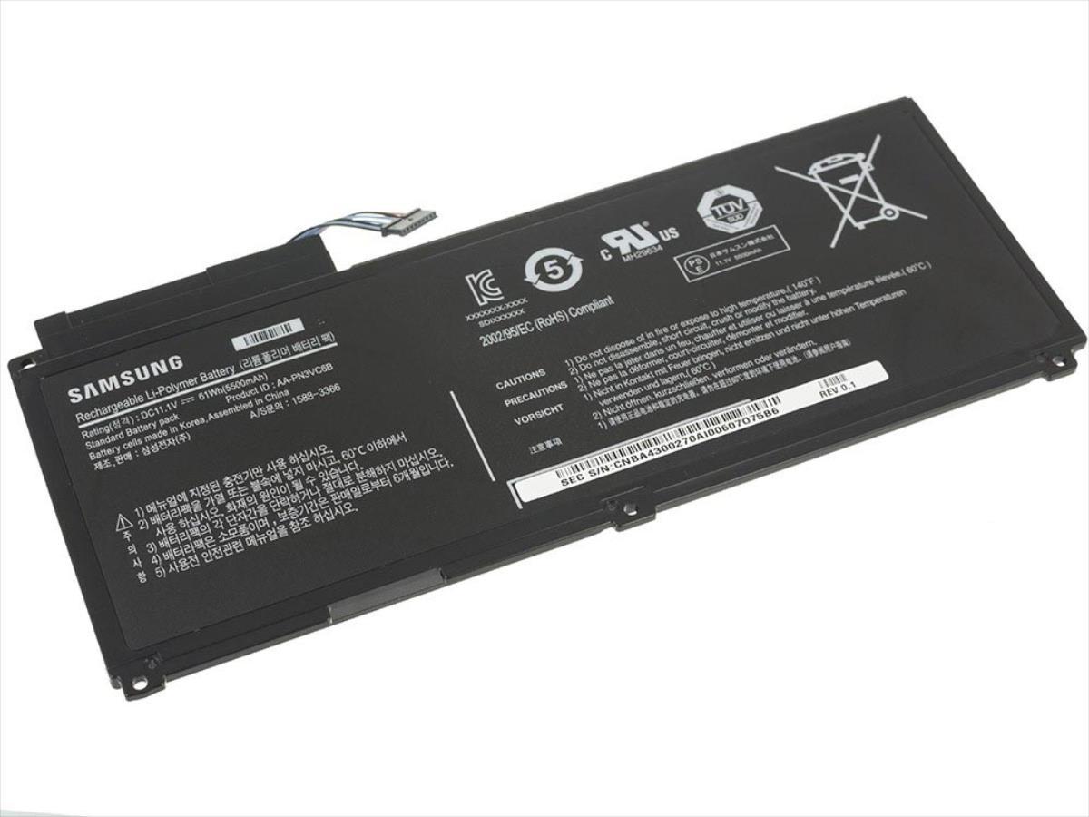 Green Cell Samsung Q328 Q330 N210 N220 NB30 X418 X420 X520 AA-PB1VC6B 11.1V 6 cell (SA03) akumulators, baterija portatīvajiem datoriem