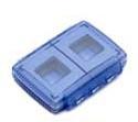 Gepe Card Safe Extreme iceblue Elektroinstruments