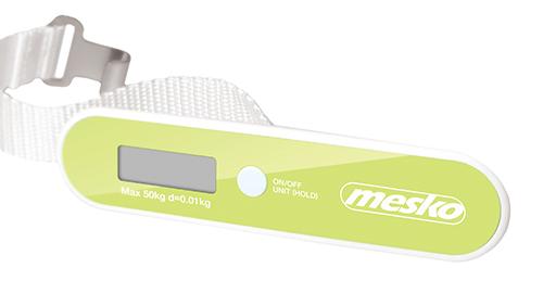 MESKO Bagāžas svari, Max svars 50kg Svari