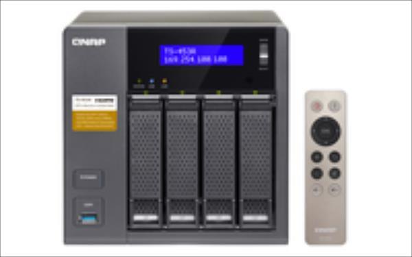 NAS Qnap TS-453A-4G 0/4HDD