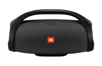 JBL Boombox Black, Wireless Speaker with biggest sound and longest play time, Waterproof IPX7 pārnēsājamais skaļrunis