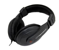 ESPERANZA Audio Stereo Headphones with volume control EH120 Reggae   2m austiņas