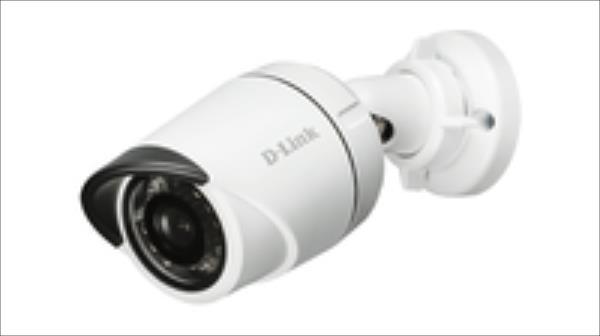 D-Link Kamera IP 1.3 Mpx, PoE, IP66, IR 20m novērošanas kamera