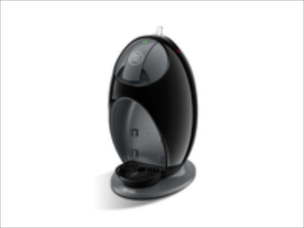 Delonghi EDG 250.B Black, Semi-auto, 1500W W Kafijas automāts