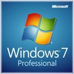 MS 1xGGK WinPro7 SP1 32/64bit legali(EN)