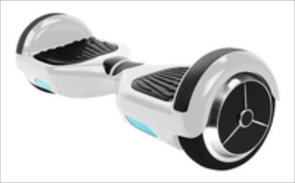 iconBIT SD-0022W Max. Speed 15 km/h White Elektriskie skuteri un līdzsvara dēļi
