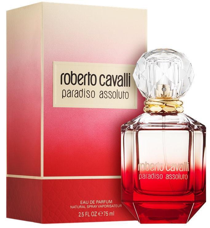 Roberto Cavalli Paradiso Assoluto 75ml Smaržas sievietēm