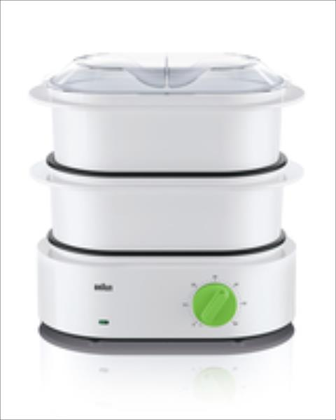 Braun Tribute Collection FS 3000 steamer Tvaika katls