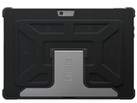 case for tabletu Urban Armor Gear FOLIO CASE for Microsoft Surface Pro 3 (UAG-SFPRO3-BLK-VP) planšetdatora soma