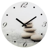 HAMA WALL CLOCK 'STONES' Sienas pulkstenis