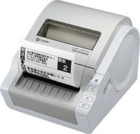 Brother P-touch TD-4100N  Etikettendrucker uzlīmju printeris
