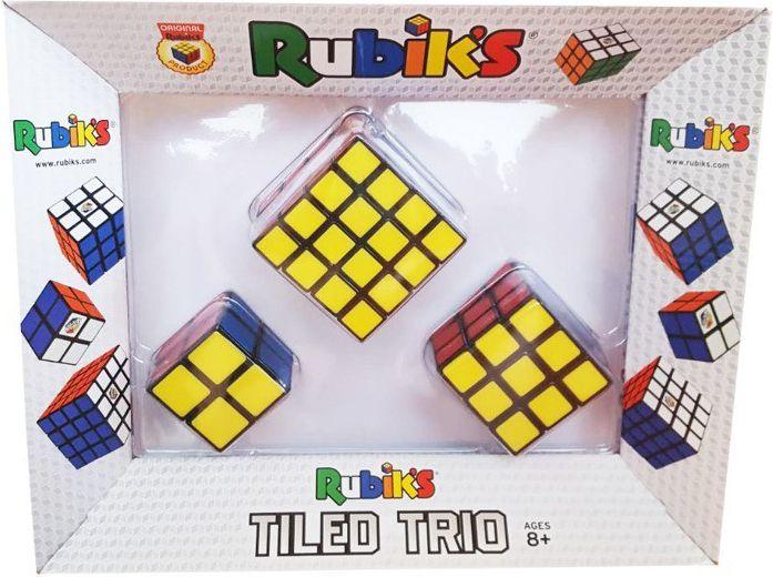 Tm Toys RUBIK Trio 4x4,3x3,2x2 - RUB3008 galda spēle
