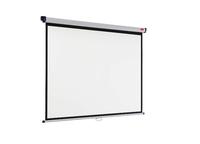 NOBO Manual wall screen (150x113,8cm, 4:3) ekrāns projektoram