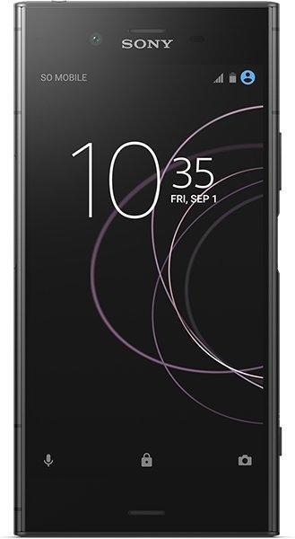 Sony G8341 Xperia XZ1 black Mobilais Telefons