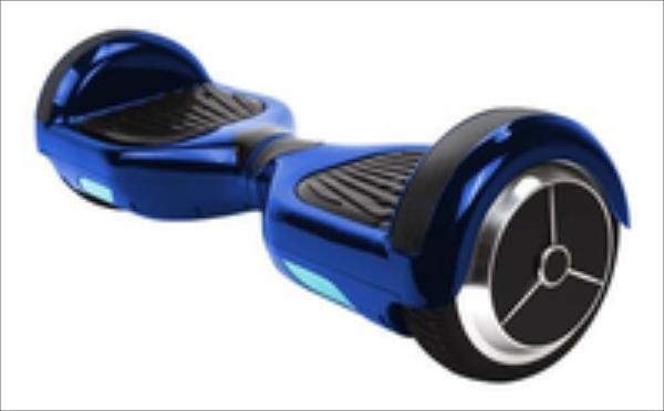 iconBIT SD-0022B Max. Speed 15 km/h Blue Elektriskie skuteri un līdzsvara dēļi