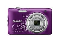Nikon COOLPIX A100 Purple Lineart Digitālā kamera