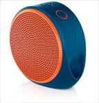 Logitech X100 Wireless Mobile speaker Orange pārnēsājamais skaļrunis