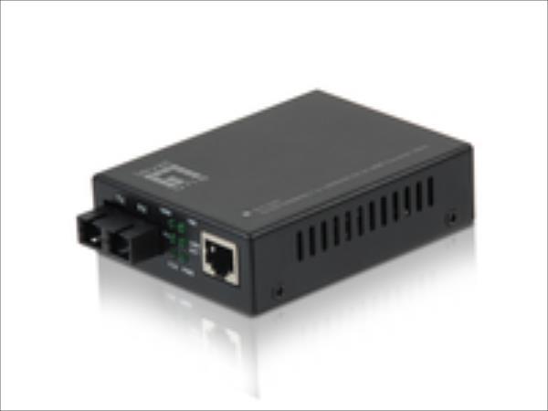 LevelOne GVT-2001 1000Base-T auf 1000Base-SX komutators
