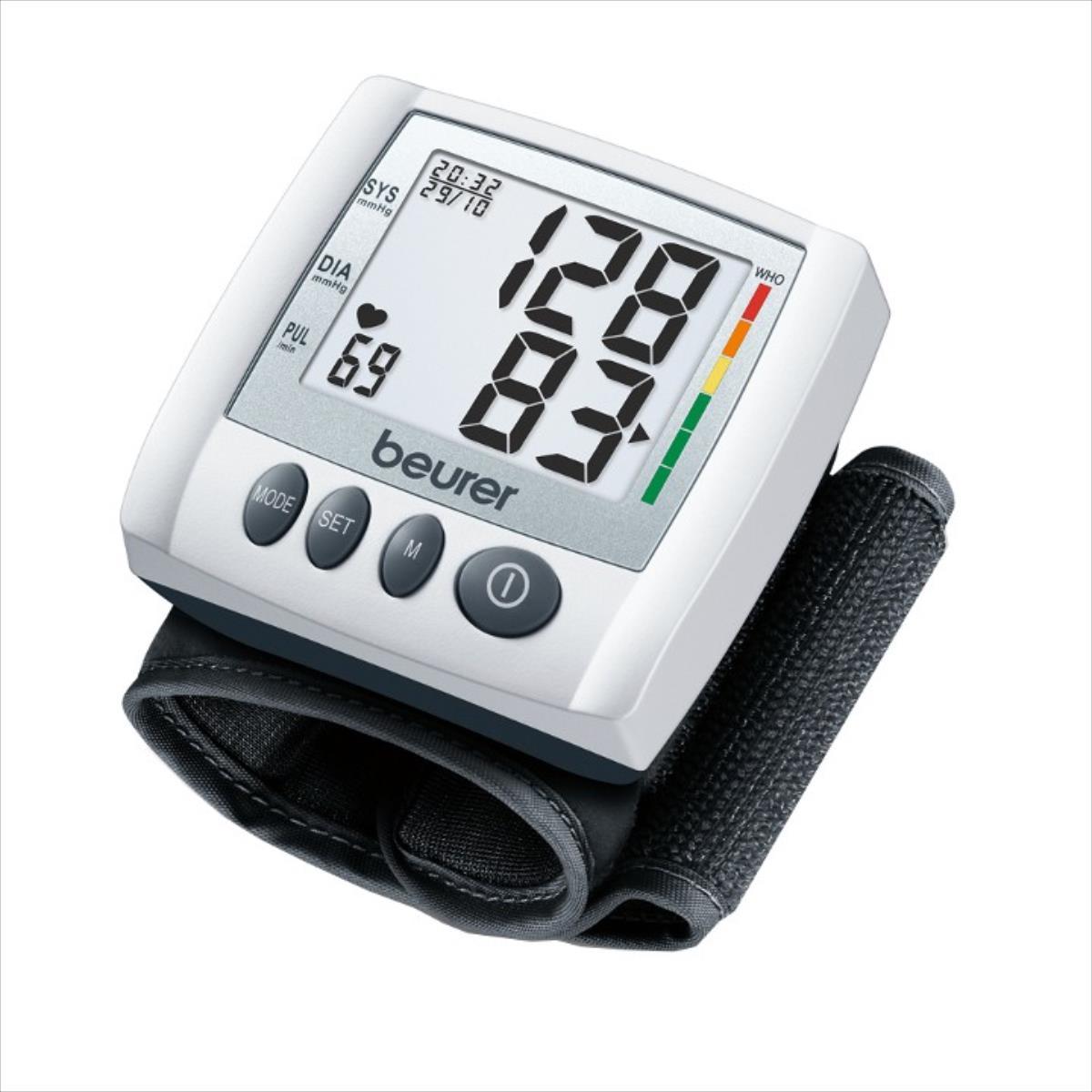 Beurer BC 30 asinsspiediena mērītājs