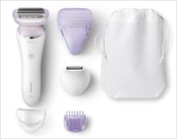 Philips SatinShave Prestige Wet and Dry electric shaver BRL170/00 Dual foil shaver Advanced shaving system 1hr recharge