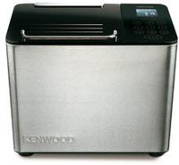 Kenwood BM450 Aluminium, Black, 780 W, Delayed start timer maizes krāsniņa Maizes krāsniņa