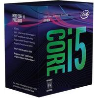 CPU INTEL Core i5-8600K BOX 3.60GHz, LGA1151 CPU, procesors