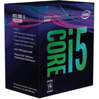 Intel Core i5-8600K,  3.60GHz, 9MB, BOX (BX80684I58600K) CPU, procesors