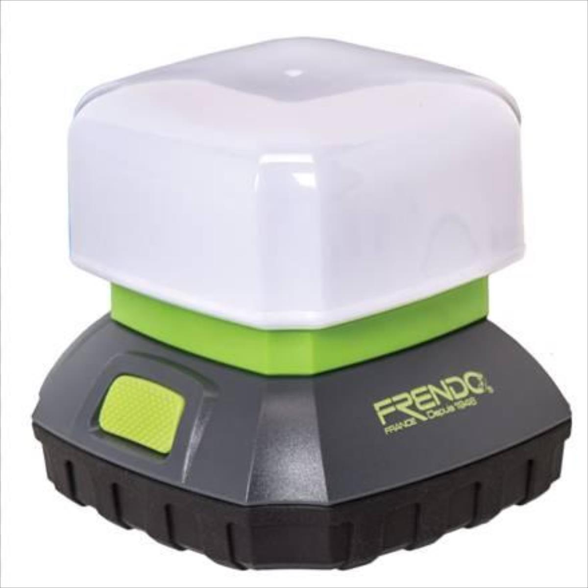 Frendo Mini Power LED lantern, 1 LED CREE, 3 lighting modes: 25-55-102Lm, 4xLR06(AA) not incl. kabatas lukturis