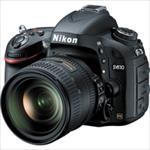 Nikon D610 24.3Mpix 24-85 VR Black Spoguļkamera SLR