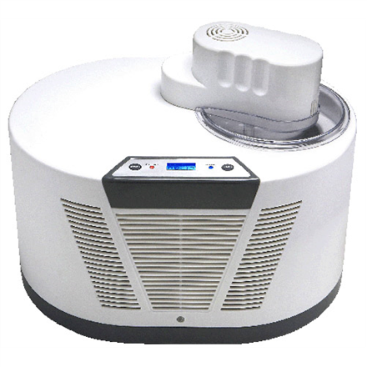 Camry CR 4460 Ice cream maker with compressor, Capacity 1L, Non-stick removable bowl Saldējuma mašīna