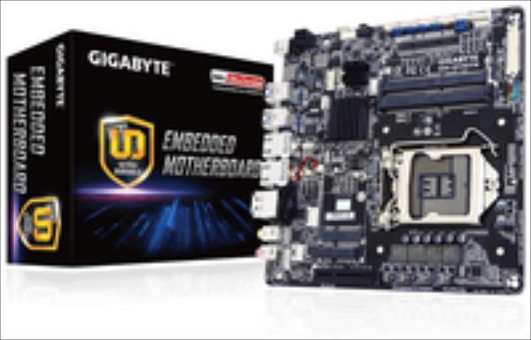 Gigabyte GA-H110TN, H110, DualDDR4-2133, SATA3, mSATA, HDMI, DP, mITX pamatplate, mātesplate