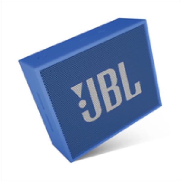 JBL GO Bluetooth Blue pārnēsājamais skaļrunis