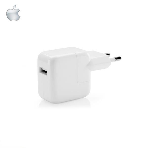 Apple MD836ZM/A 12W / 2.4A Universāls Tīkla Lādētājs Balts aksesuārs