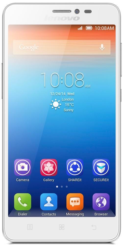 Lenovo S850 Dual white ENG/RUS MLX017981 Mobilais Telefons