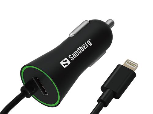 Sandberg Car Charger Surface Pro 3/4 aksesuārs mobilajiem telefoniem
