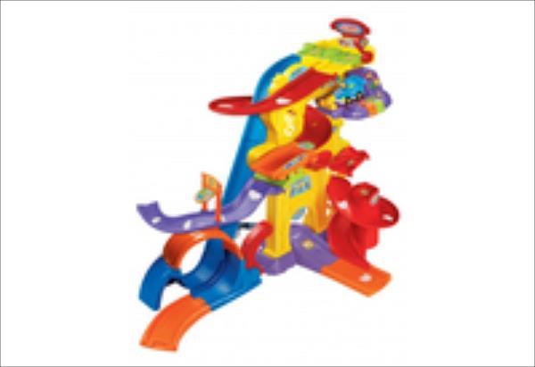 VTech  80-156904 Tut Tut Baby Flitzer - Freizeitpark bērnu rotaļlieta
